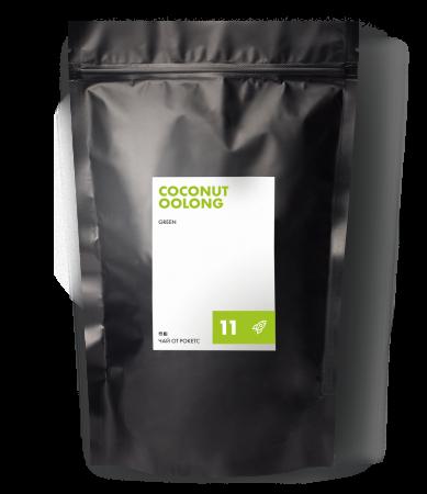 Coconut oolong (Кокосовый улун), 250 г