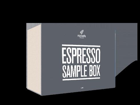 Набор Sample Box Espresso set.1