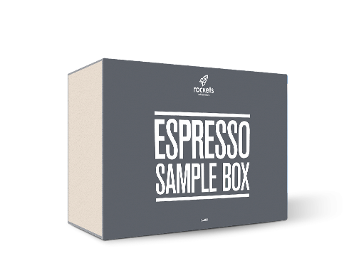 Набор Sample Box Espresso set.2