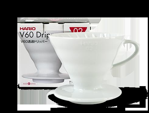 Керамическая воронка Hario V60