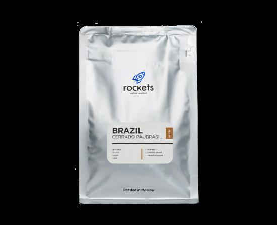 Кофе Brazil Cerrado Paubrasil