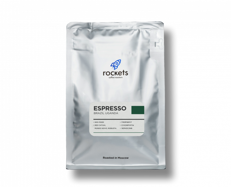 Кофе Brazil Uganda