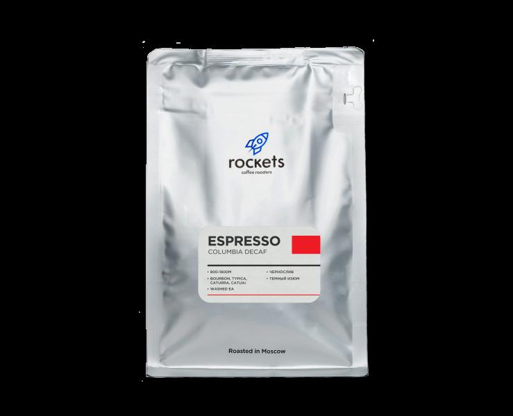 Кофе без кофеина Colombia
