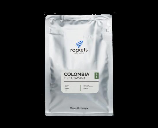 Кофе Colombia Finca Tamana