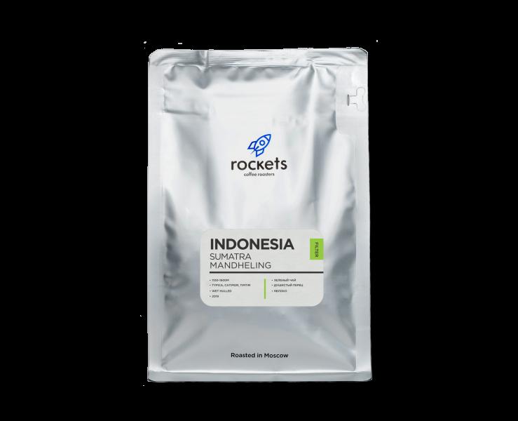 Кофе Indonesia Sumatra Mandheling