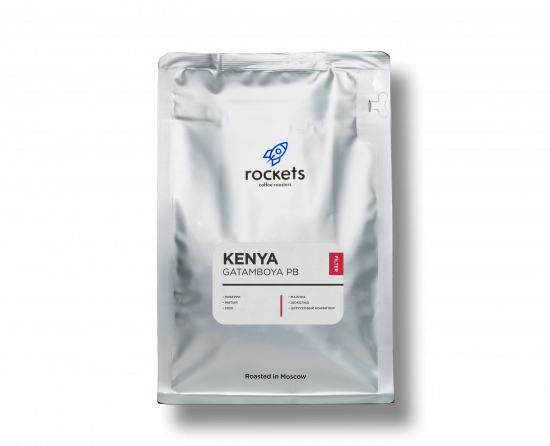 Кофе Kenya Gatamboya PB
