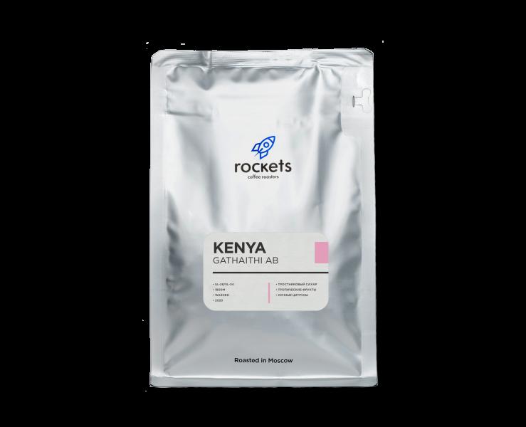 Кофе Kenya Gathaithi AB