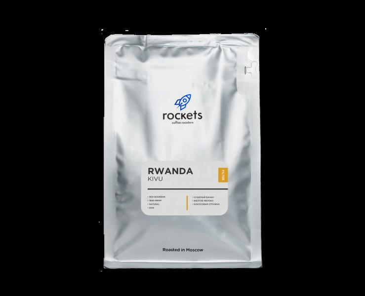 Кофе Rwanda Kivu