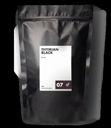 Чай с чабрецом (Thymian Black), 250 г